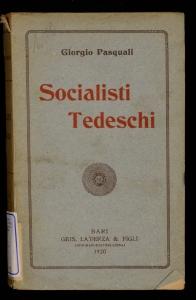 Socialisti tedeschi