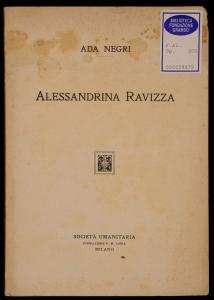 Alessandrina Ravizza