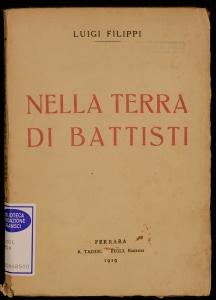 Nella terra di Battisti
