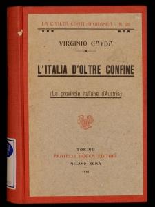 L'Italia d'oltre confine