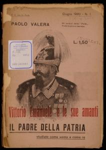 Il padre della patria studiato come uomo e come re