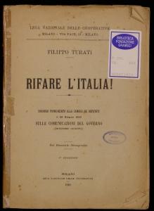 Rifare l'Italia!