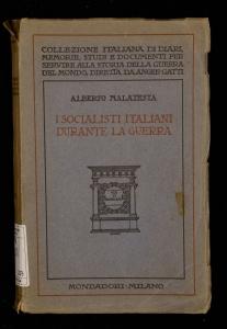I socialisti italiani durante la guerra