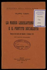 La nuova legislatura e il Partito socialista
