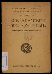 Che cos'é e cosa costa il protezionismo in Italia