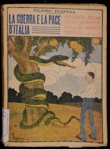 La guerra e la pace d'Italia insidiate dalla Banca Commerciale di Joseph Toeplitz