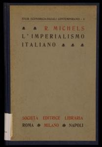 L'imperialismo italiano
