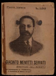 Giacinto Menotti Serrati, direttore dell'Avanti!