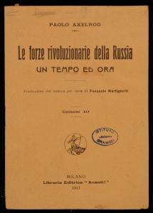 Le forze rivoluzionarie della Russia