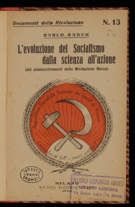 L'evoluzione del socialismo dalla scienza all'azione