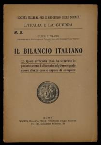 Il bilancio italiano