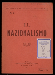 Il nazionalismo