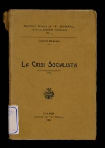 La crisi socialista