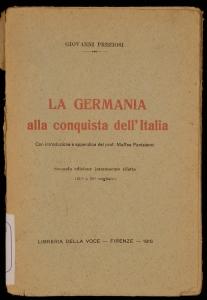 La Germania alla conquista dell'Italia