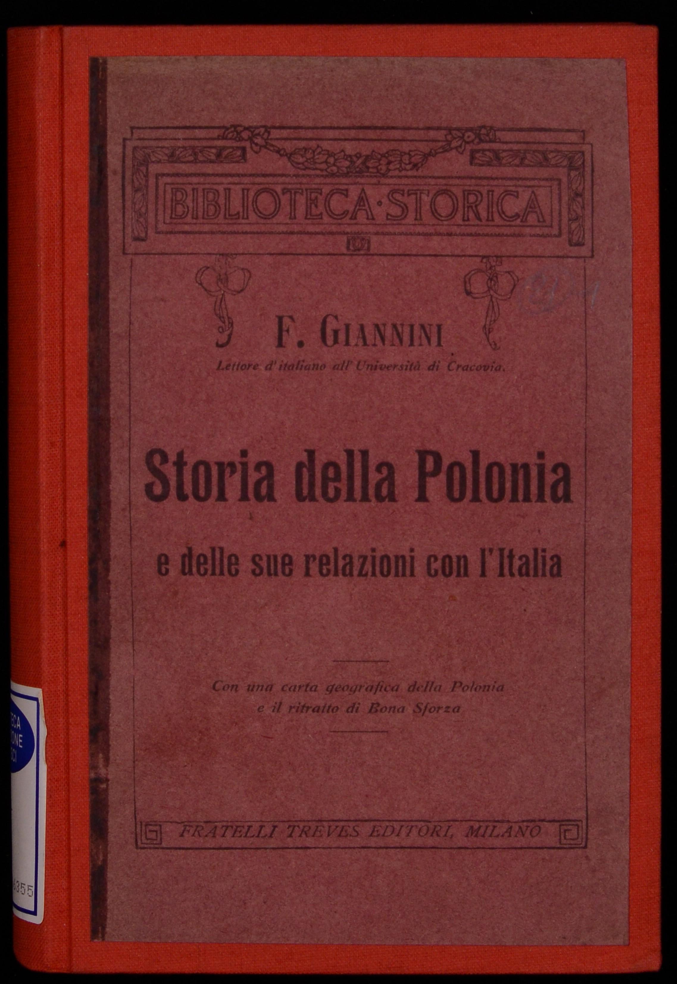 Storia della Polonia e delle sue relazioni con l'Italia