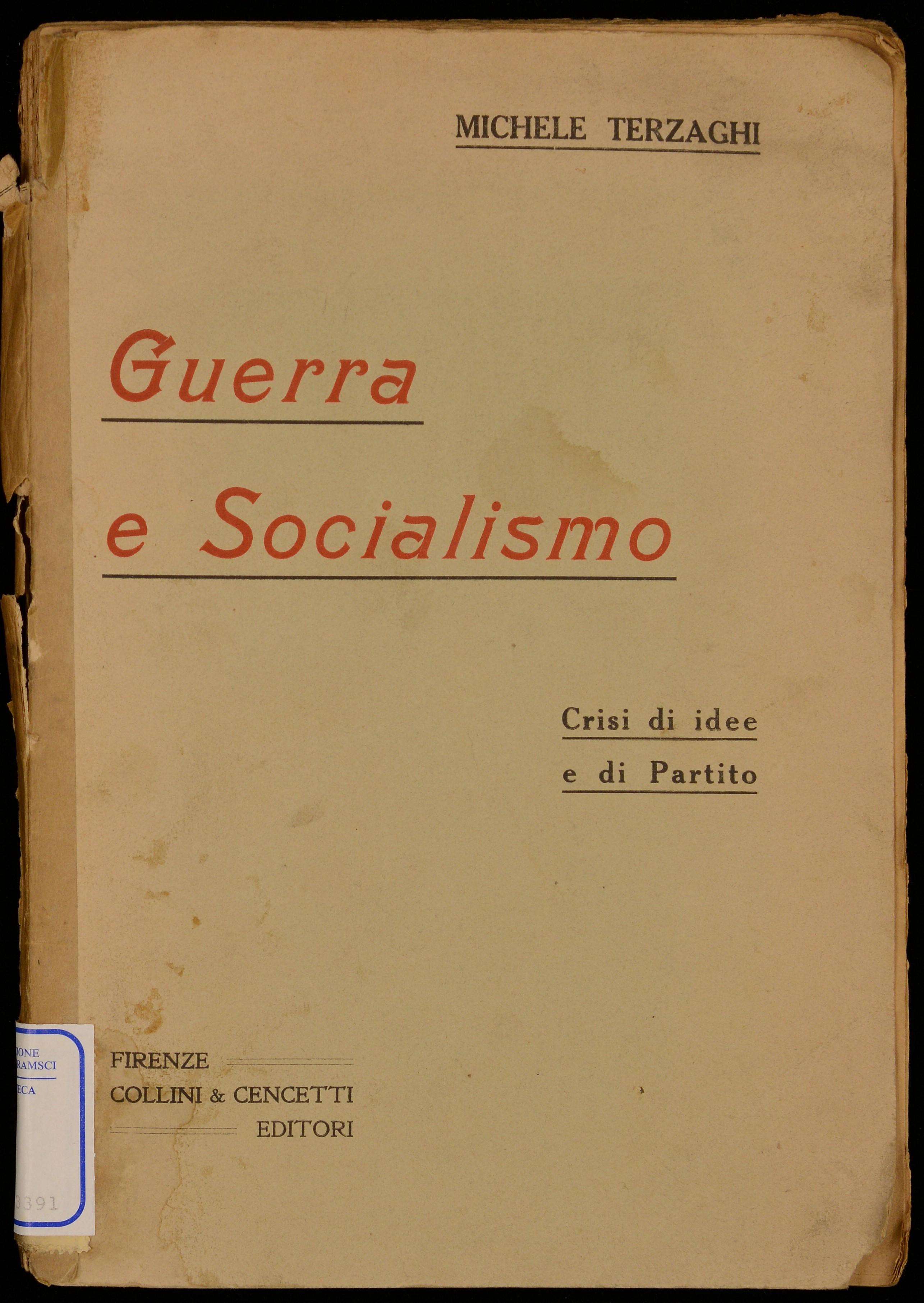 Guerra e socialismo