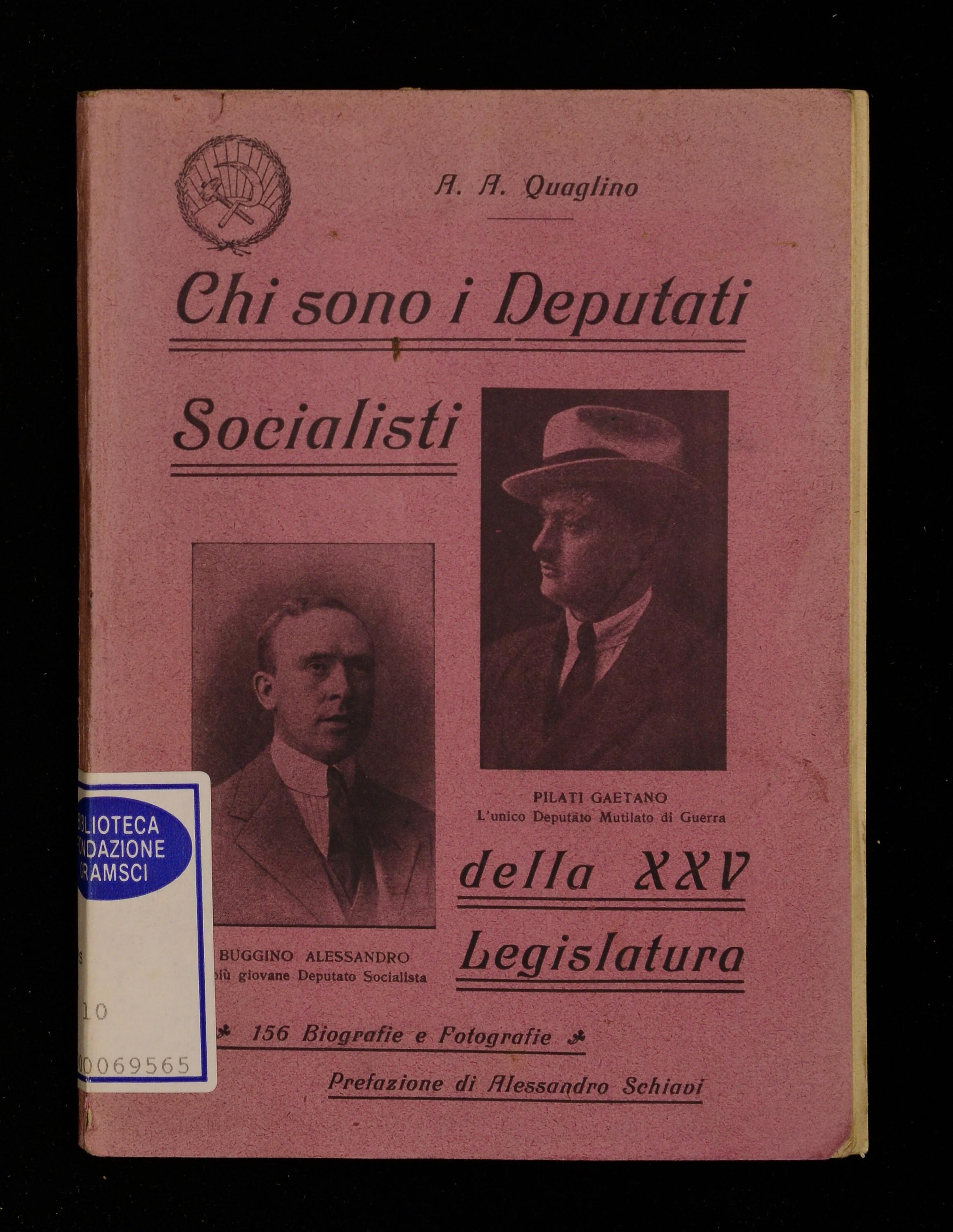 Chi sono i deputati socialisti della 25. legislatura